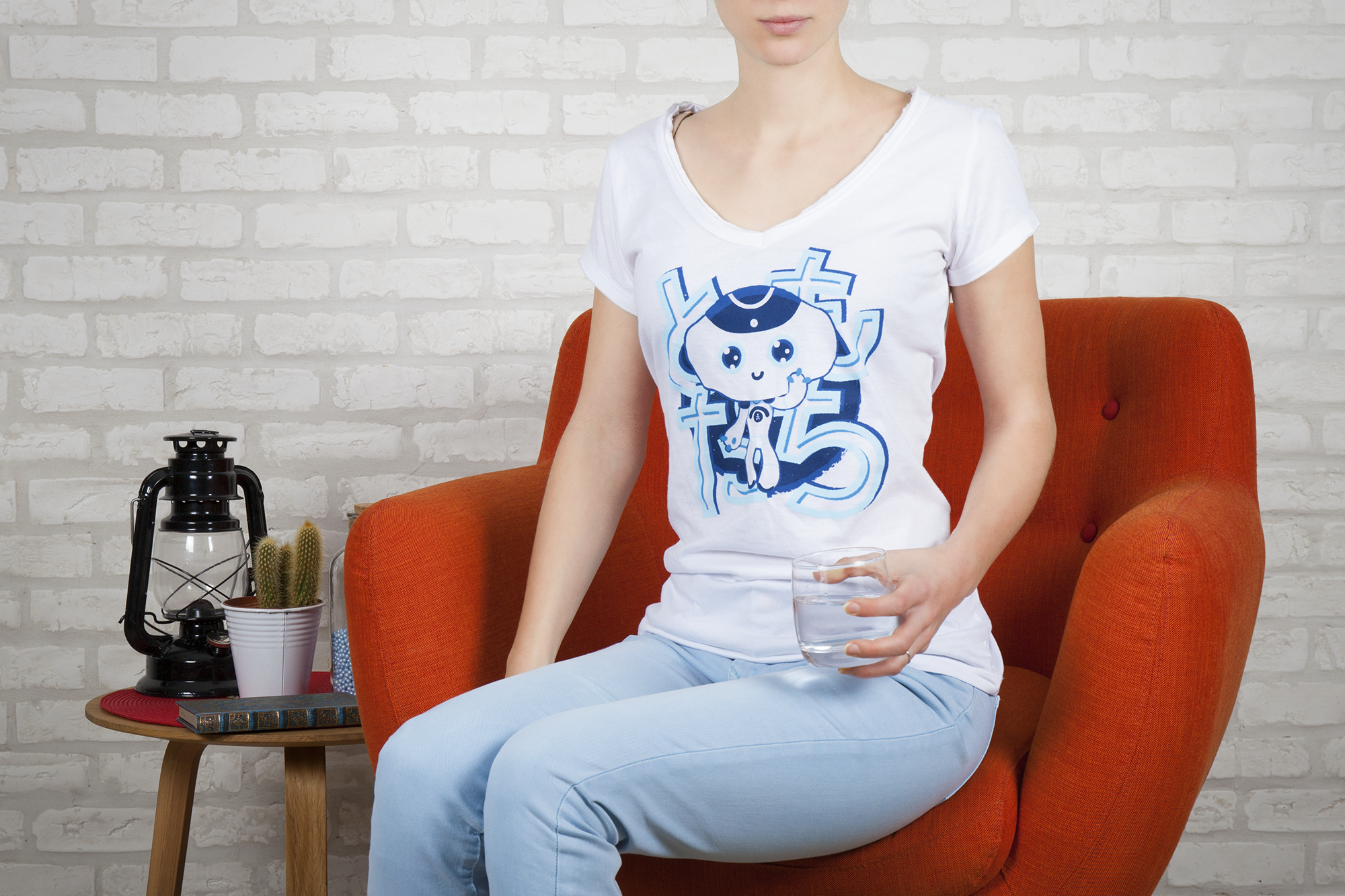 The NAO Kawai T-shirt