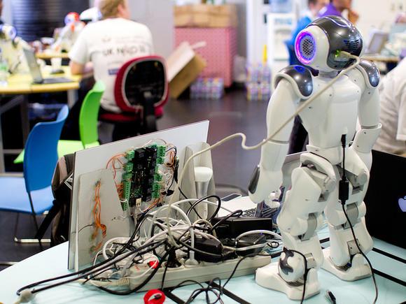 NAO Interface Hackathon 2015