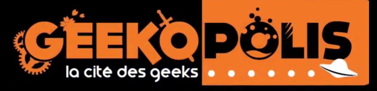NAO at Geekopolis