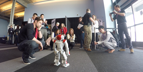 NAO at Devrloper Week