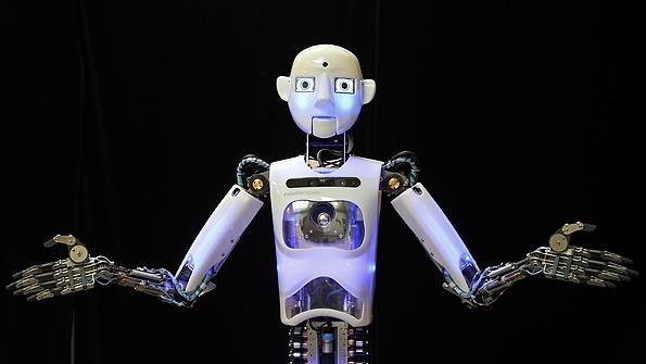Robots power