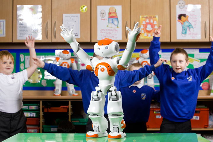 NAO in special education